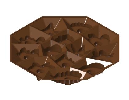 Упаковка для конфет КР-113