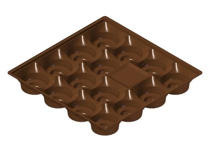 Упаковка для конфет КР-121