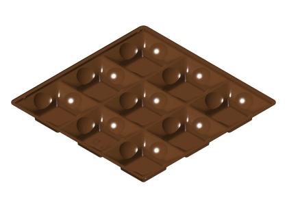 Упаковка для конфет КР-166
