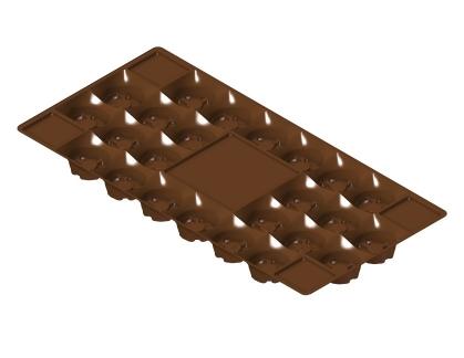Упаковка для конфет КР-143