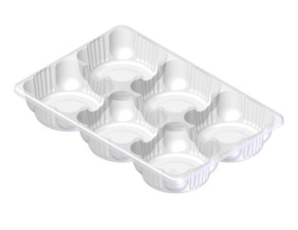 Упаковка для кексов KP-134