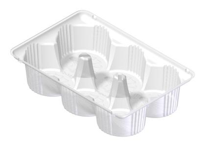Упаковка для маффинов KP-165