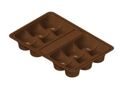 Упаковка для конфет КР-08