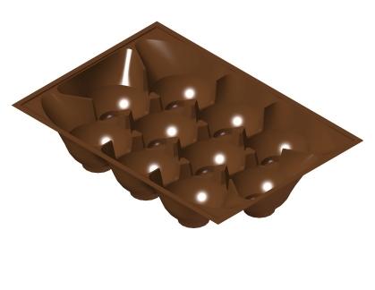 Упаковка для конфет КР-87M