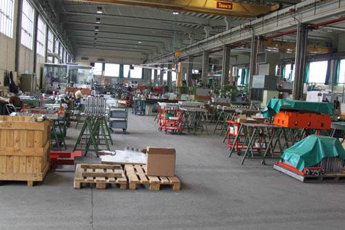 Производственная база Царь-Упаковка