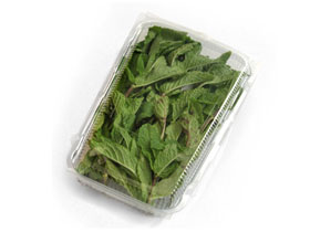 упаковка для зелени